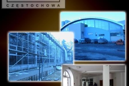 Instalacja SSP / Częstochowa
